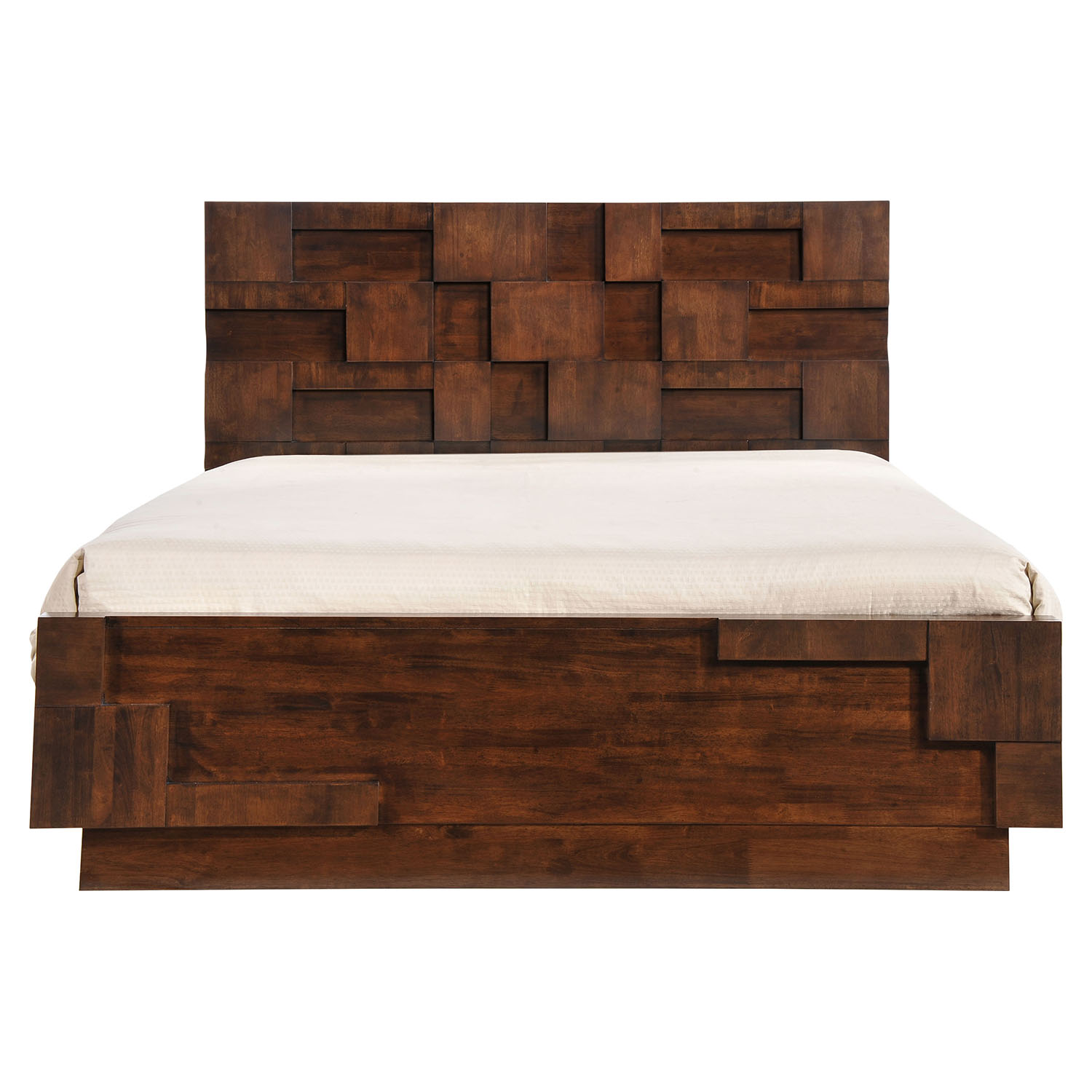 san diego bedroom set walnut dcg stores
