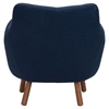 Liege Cobalt Blue Chair - ZM-900064