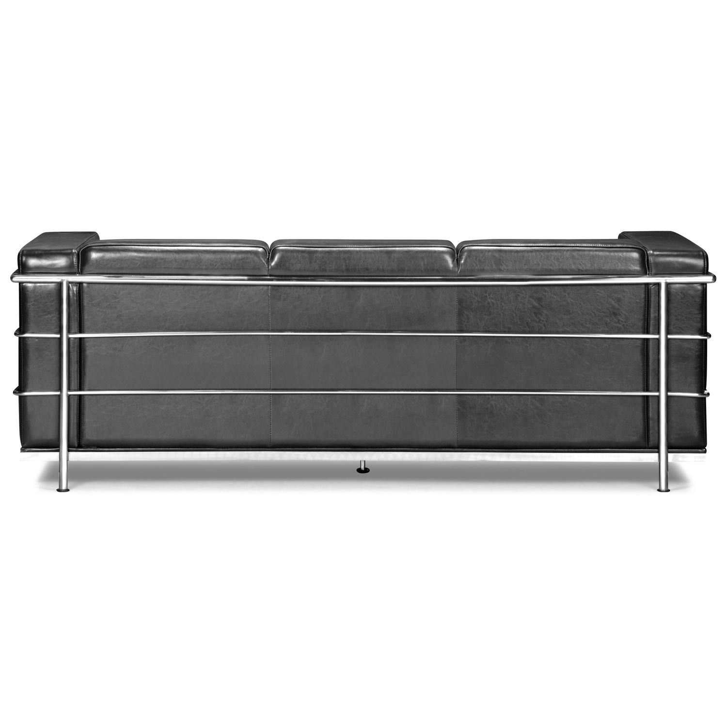 Fortress Leather Sofa - ZM-90023X-FORTSF