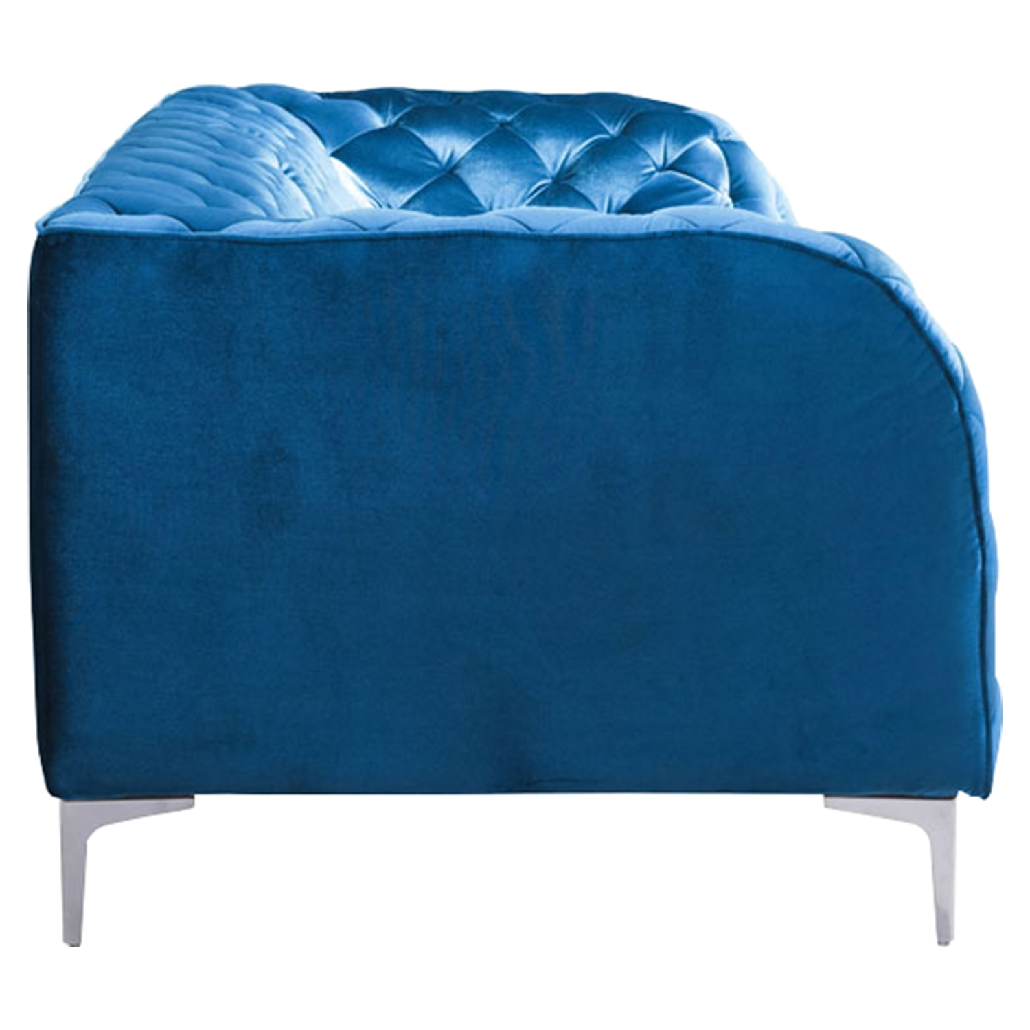 Providence Sofa - Tufted, Blue Velvet - ZM-900282
