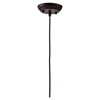Borax Ceiling Lamp - Black, Amber - ZM-98259