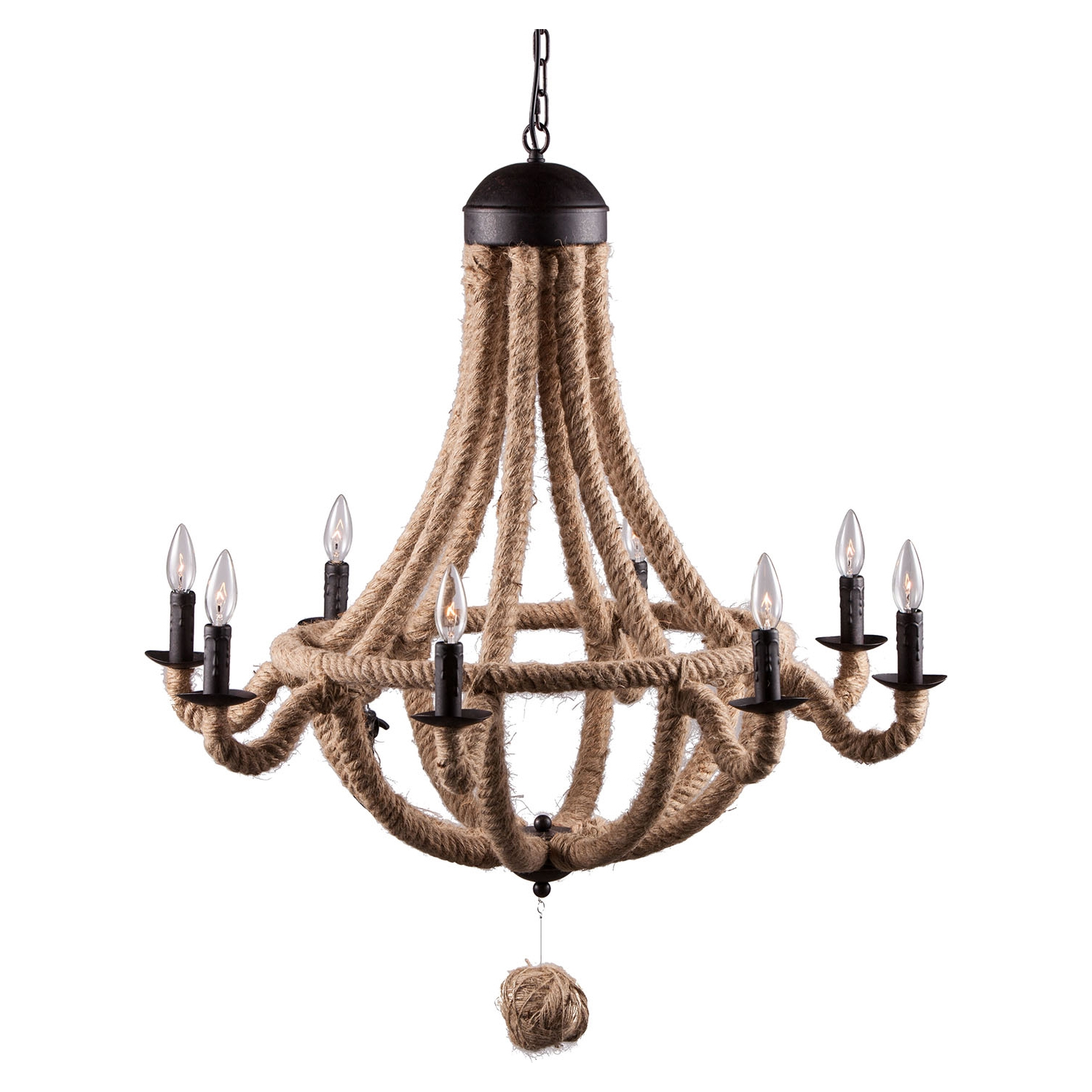 Celestine Natural Ceiling Lamp - ZM-98261