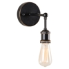 Miserite Wall Lamp - Antique Black Gold, Copper - ZM-98271