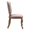 Eddy Dining Chair - Tufted, Beige - ZM-98356