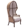 Ellis Beige Occasional Chair - ZM-98384