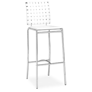 Christina White Bar Stools