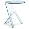 Journey Clear Side Table - ZM-404105