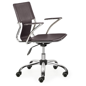 dd2ccbfac Trafico Espresso Office Chair