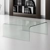 Sojourn Glass Coffee Table - ZM-404119