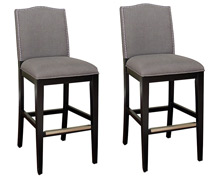 Non Swivel Bar Stool  sc 1 st  DCG Stores & Bar Stools: Kitchen Swivel Counter Stools at DCG Stores islam-shia.org
