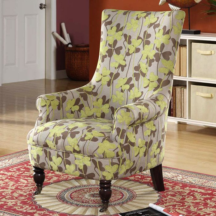 Montclair Clover Leaf High Back Lounge Chair