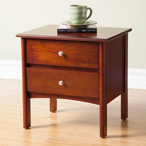 Costa Wood Nightstand