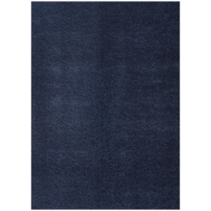 Domino Shag Rug - Blue