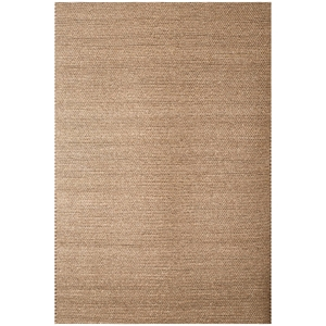 Pixley Braided Rug - Hand Woven, Taupe