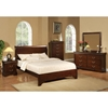 West Haven Bed with Nightstands - ALP-2200-2202-3PC-SET