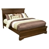 Chesapeake Panel Bed - Cappuccino - ALP-3206-BED