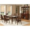 Bradbury Wood Buffet Table in Cappuccino - ALP-637-25