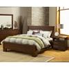 Durango Bedroom Set Antique Mahogany Alp Ori 113 Bed