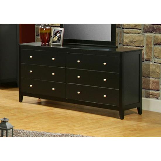 Vista Six Drawer Dresser | DCG Stores
