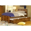 Heartland Platform Bed with Two Nightstands - AW-1800-3PC