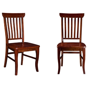Venetian Dining Chair - Wood (Set of 2)