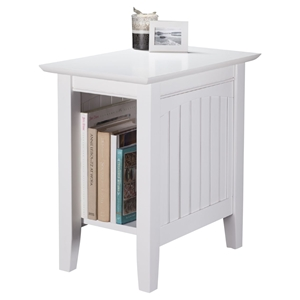 Nantucket Chair Side Table - Rectangular