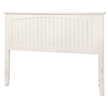 Nantucket Headboard - White