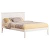 Madison Platform Bed - White - ATL-AR86-1002