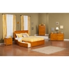 Madison King Flat Panel Foot Board Bed - 2 Drawers, Platform - ATL-AR865211