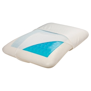 Sleep Soft Pillow - Memory Foam Gel
