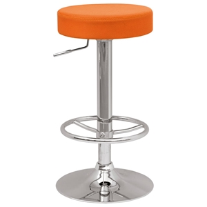 Cybele Backless Adjustable Height Stool - Four Color Covers