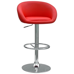 Trish Swivel Adjustable Height Stool