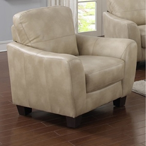 Fremont Bonded Leather Chair - Taupe