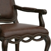 Oxford Leather Accent Chair - CP-170-02