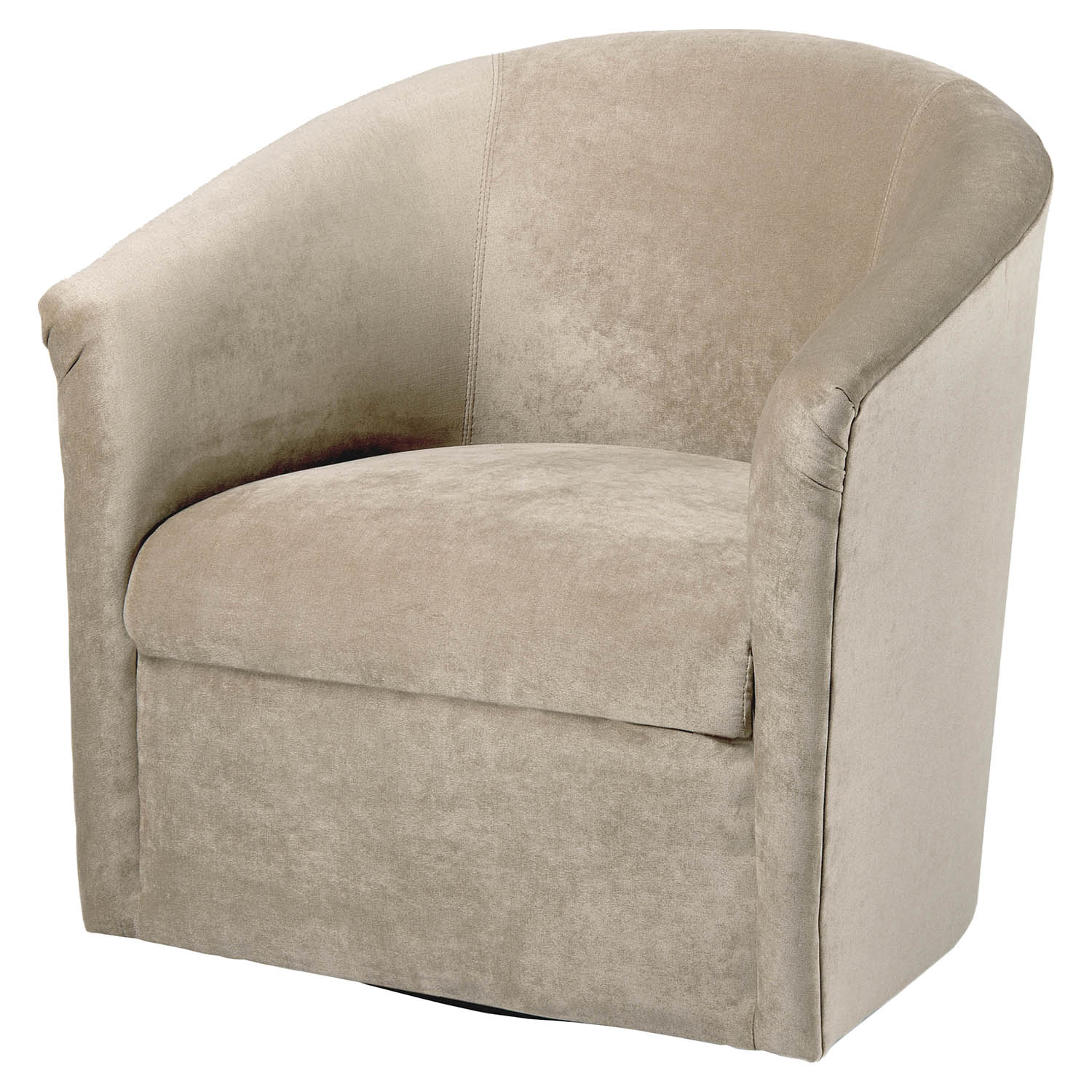 Elizabeth Swivel Chair Sand Dcg Stores