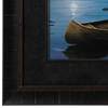 Peaceful Eve 2 Wall Art with Black Frame - CVC-CVI2042