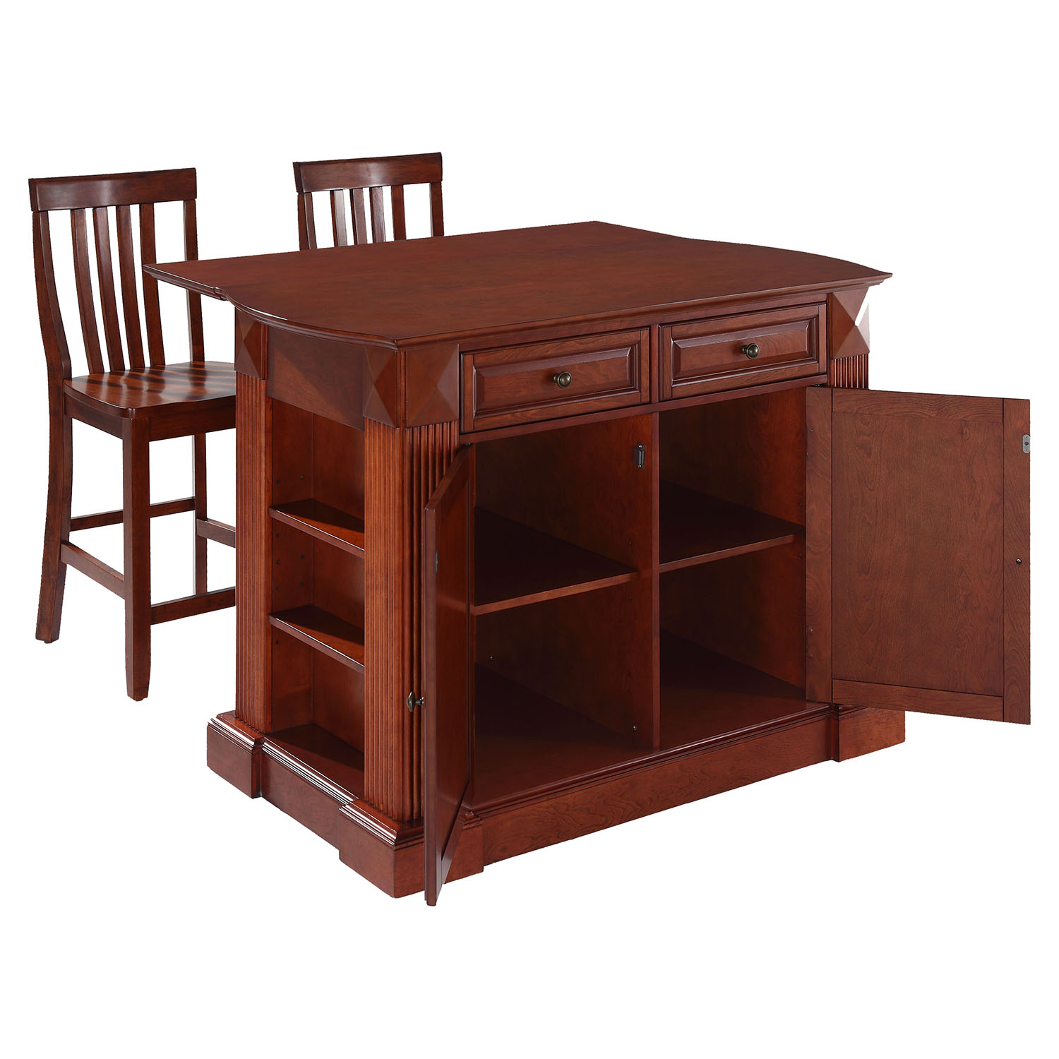 drop leaf kitchen island drop leaf kitchen island in cherry with 24 quot cherry school 6974