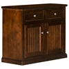 "Coastal 37"" Buffet Cabinet - 2 Drawers, 2 Doors - EGL-72941"