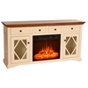 "63"" Shelter Bay Electric Fireplace TV Console - 2 Drawers, 2 Doors - EGL-FP321763"