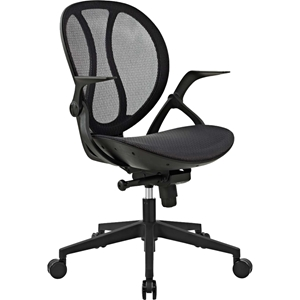 Conduct All Mesh Office Chair - Black