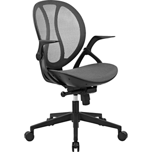 Conduct All Mesh Office Chair - Gray