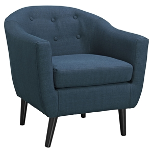 Wit Upholstery Armchair - Button Tufted