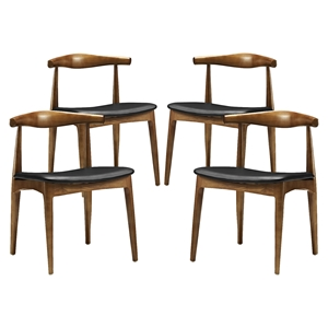 Tracy Dining Chair - Black (Set of 4)