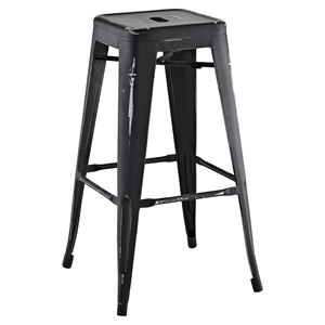 Promenade Backless Bar Stool