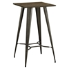 Direct Bar Table - Brown - EEI-2038-BRN