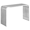 Pipe Stainless Steel Console Table - EEI-2104-SLV