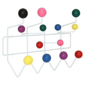 Gumball Coat Rack - Multicolored
