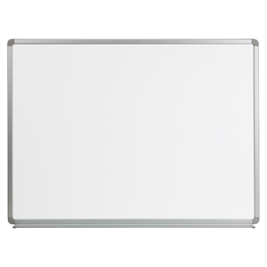 "48"" x 36"" Magnetic Marker Board - White"