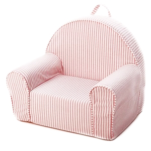 Kids My First Chair in Pink Stripe