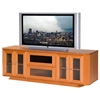 70'' Wide Adjustable Shelf TV Stand Console - FURN-FT71CRC-XX